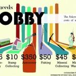 hobbies infographic