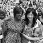 WBD-120 - Viola Davis, left, and Maggie Gyllenhaal star in WON'T BACK DOWN.